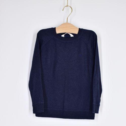 Modrý svetr H & M , vel. 116