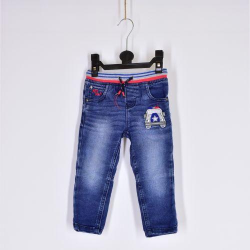 Pružné jeans Bluezoo, vel. 86