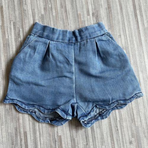 Jeans kraťasy Next, vel. 68