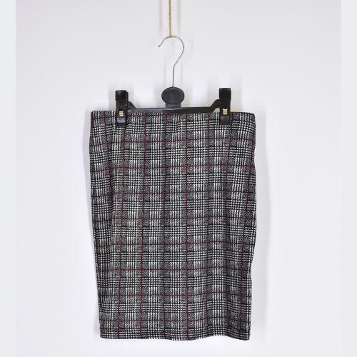 Károvaná sukně, vel. 152