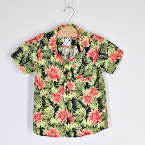 Košile s kytkama Tu, vel. 122