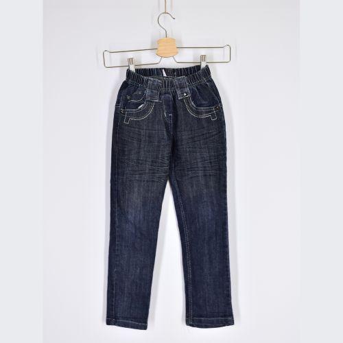 Modré jeans, vel. 128