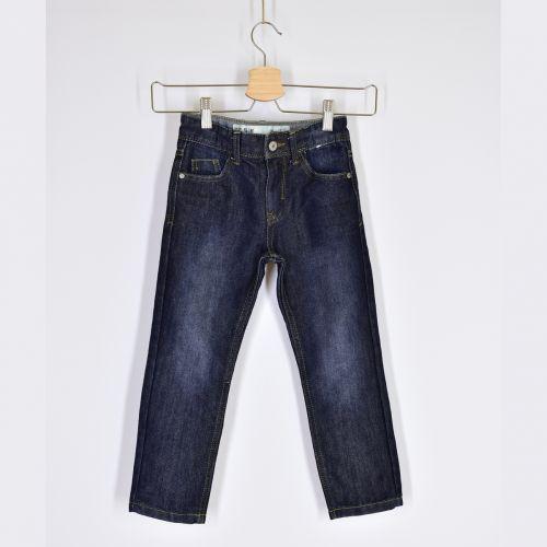 Modré jeans Primark, vel. 116
