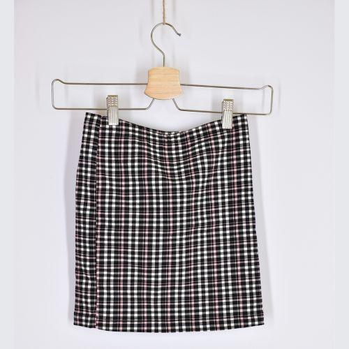 Károvaná sukně, vel. 134