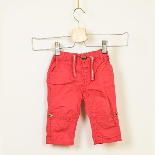 Plátěné kalhoty John Lewis, vel. 68