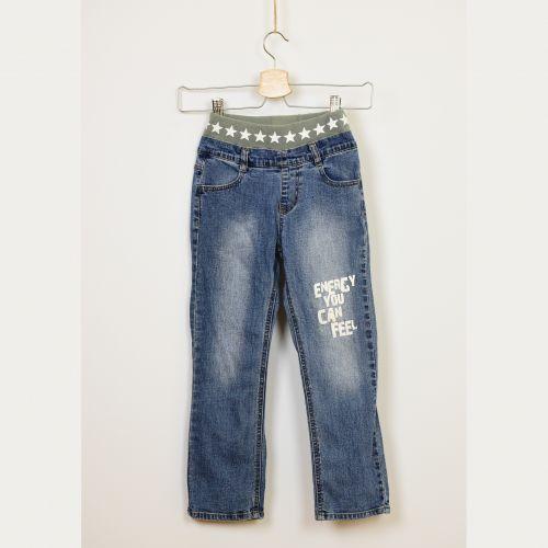 Světlé jeans