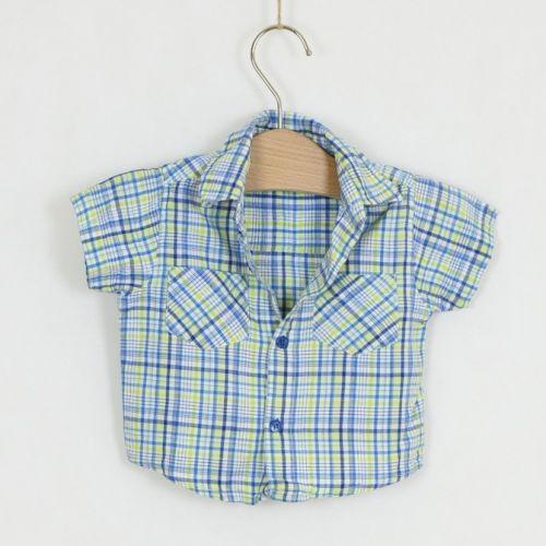 Károvaná košile Early days, vel. 86