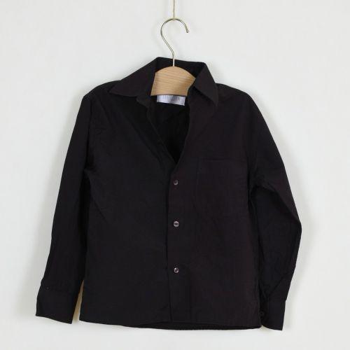 Tmavá košile, vel. 116