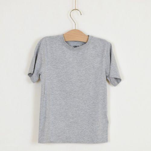 Jednobarevné tričko Bluezoo, vel. 116