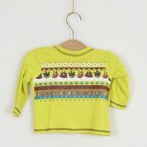 Neonové tričko George, vel. 74