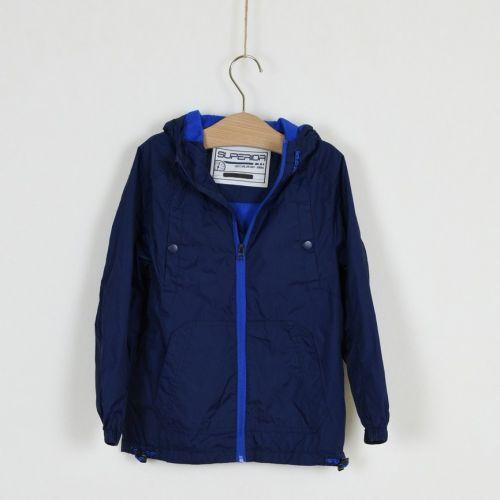 Šusťáková bunda s kapucí Marks & Spencer, vel. 128