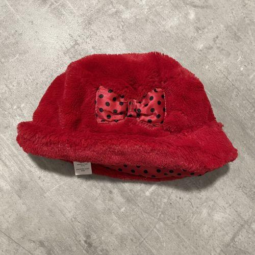 Plyšový klobouček s mašličkou Disney, vel. 74