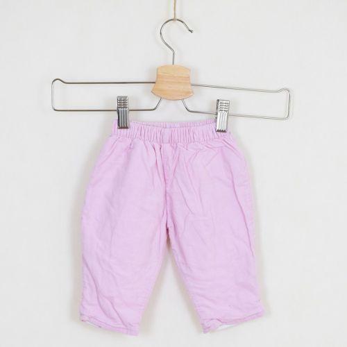 Zateplené kalhoty Marks & Spencer, vel. 62