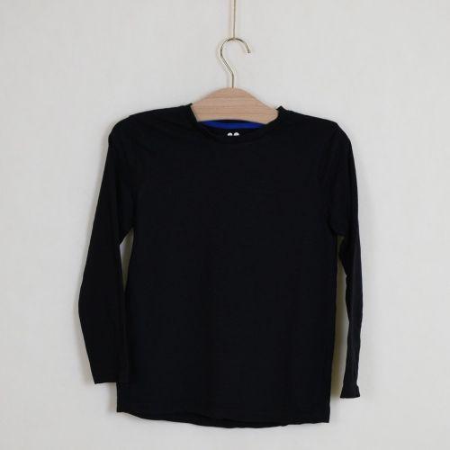 Černé triko, vel. 146