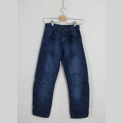 Modré jeans George, vel. 140