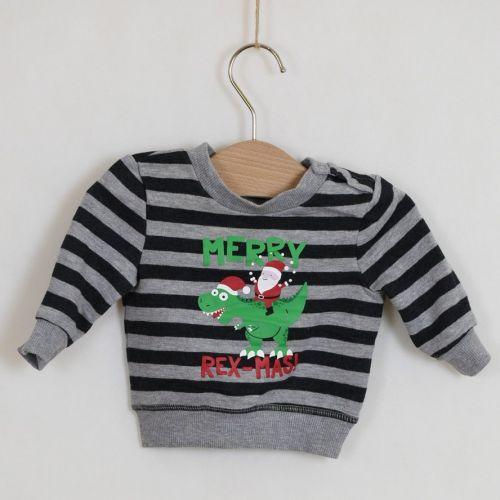 Vánoční mikina Primark, vel. 68