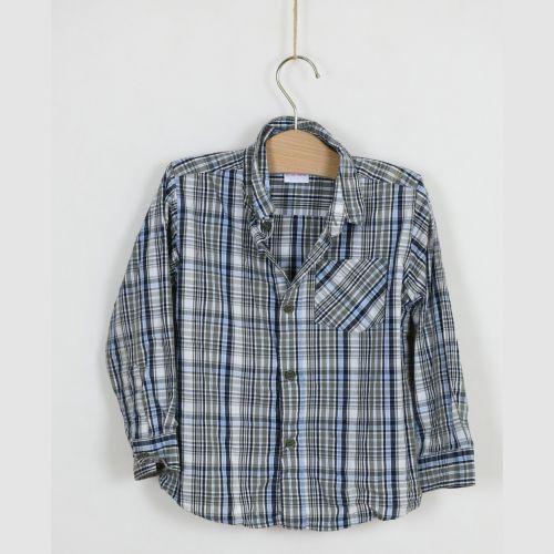 Károvaná košile, vel. 110
