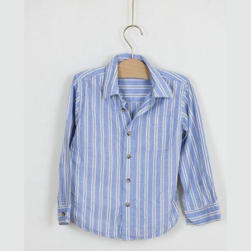 Proužkovaná košile Mothercare, vel. 116