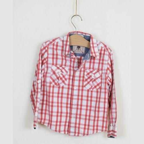 Károvaná košile, vel. 116