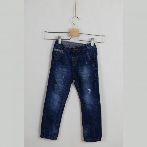 Modré jeans George, vel. 98