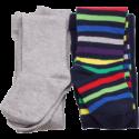 Punčocháče, Ponožky